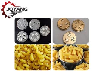 CE Spaghetti Production Line , Industrial Pasta Machine 1 Year Warranty