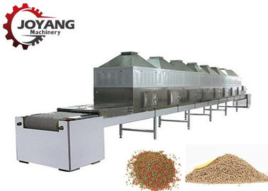 20kw 304SS Bean Microwave Drying And Sterilization Machine