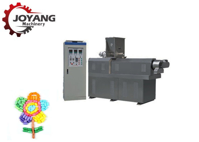 Magic Corn Toy Modified Starch Processing Plant Safe Fully Automatic Operated