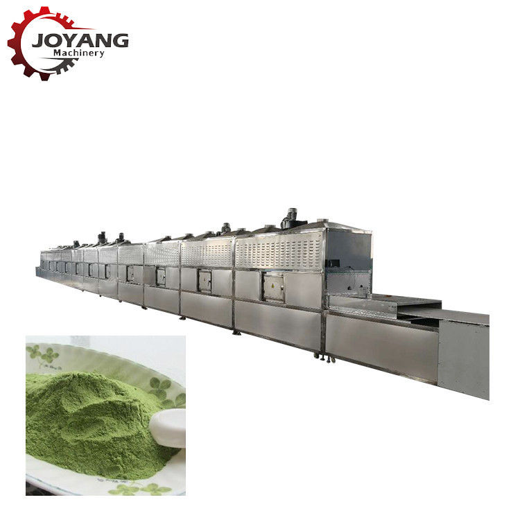 PLC Control De Enzyming Machine Industrial Drying Equipment For Red Rose